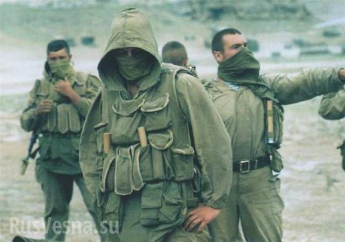 Наконец «найдено» спецподразделение «органически беспощадных русских» из ГРУ