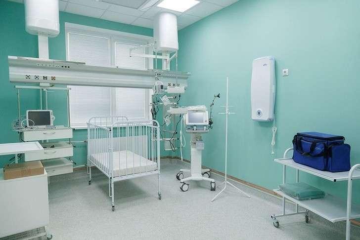 В Тульской областной детской клинической больнице открыт новый корпус