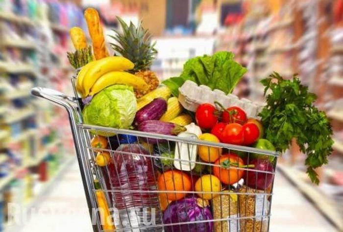 Результаты сравнения цен напродукты вРоссии инаУкраине удивили многих