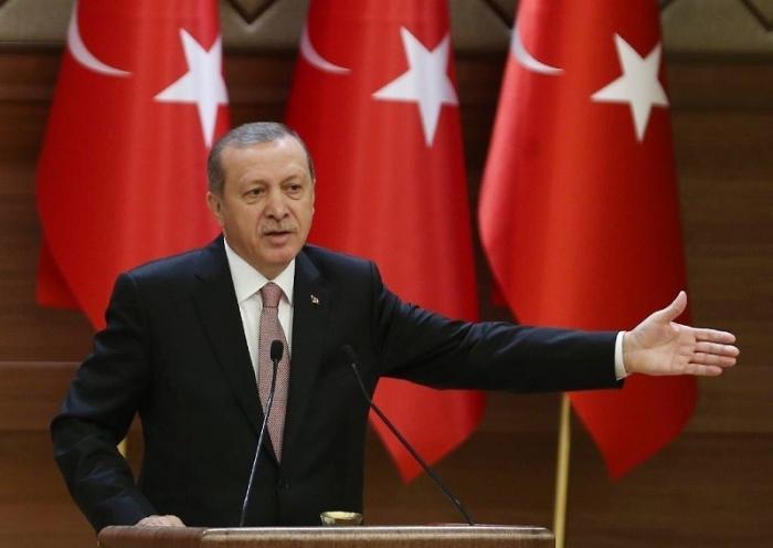 Эрдоган объявил о начале войны с курдами! Операция издевательски называться «Источник мира»
