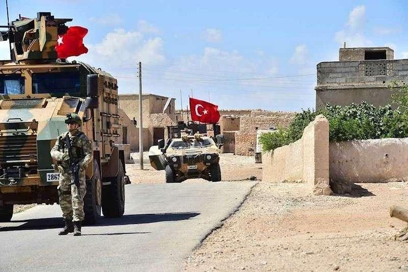 Сирия: появились первые мирные жертвы турецкой операции в Сирии