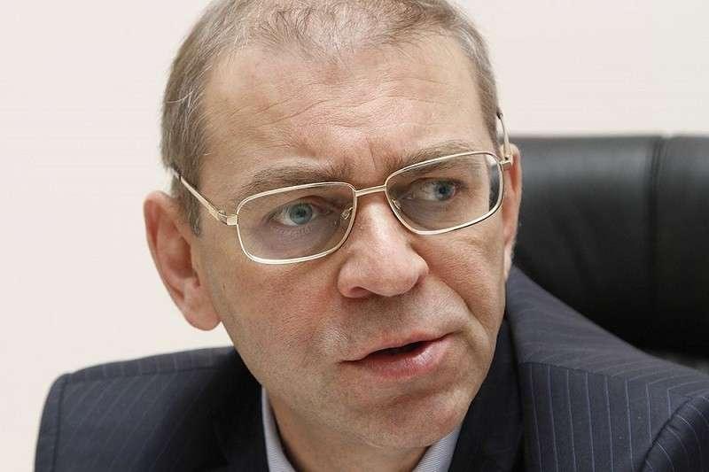 Подельника Порошенко Пашинского начинают сажать в тюрьму
