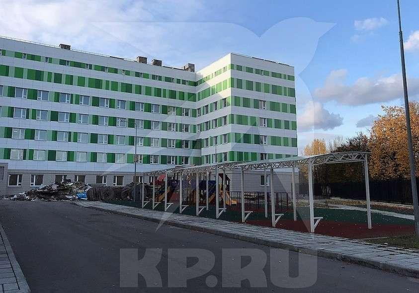 Новый корпус НИИ Блохина. Фото: Дина КАРПИЦКАЯ