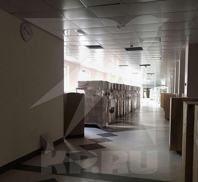 В помещениях нового корпуса. Фото: Дина КАРПИЦКАЯ