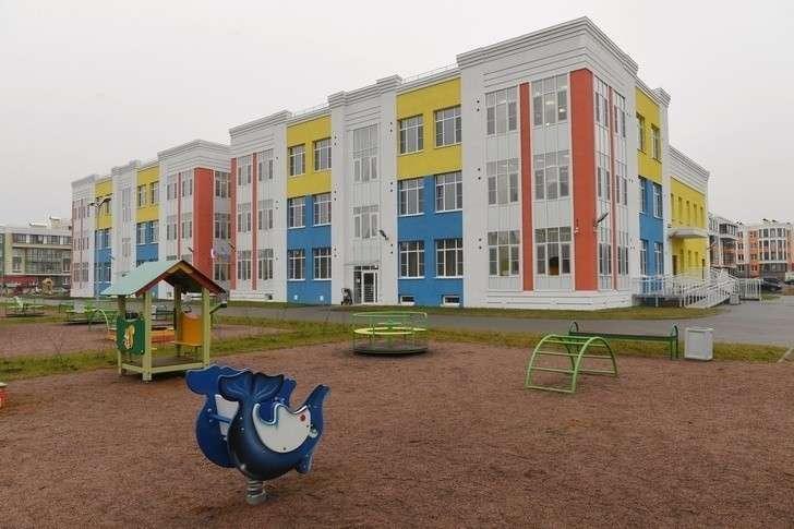 Новые детские сады открывают во Всеволожском районе Ленинградской области