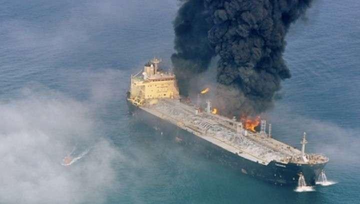 Госдеп США отказался брать на себя ответственность за взрыв иранского танкера