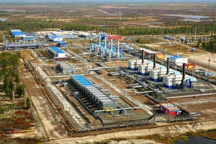 Добыта первая ямальская нефть на «Газпром добыча Ноябрьск»
