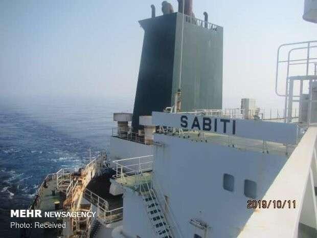 NITC says blast-hit Iranian tanker heading towards Persian Gulf