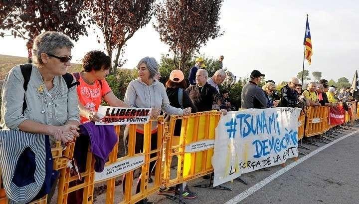 Каталонские политики-сепаратисты приговорены к тюремному заключению от 9 до 13 лет