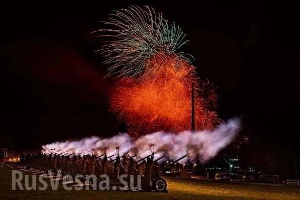 Россия ответила артиллерийским залпом на истерику фашистской Латвии в день освобождения Риги | Русская весна