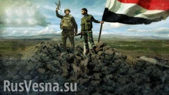 Как русская дипломатия без боя выиграла войну в Сирии | Русская весна