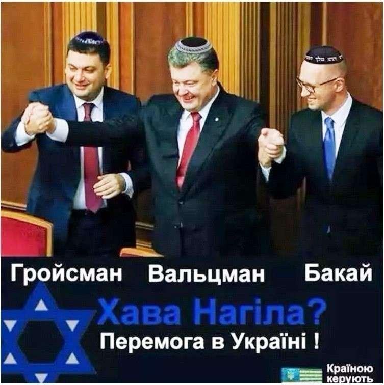 Что сегодня происходит с Украиной на самом деле?