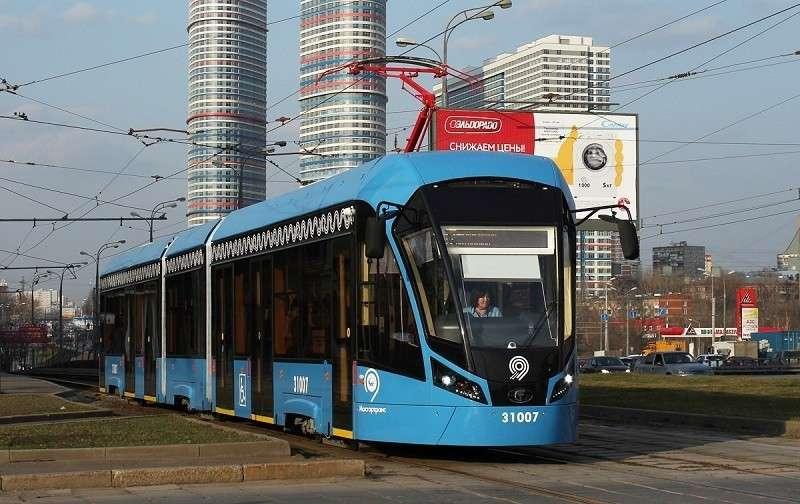 300 тверских трамваев «Витязь-М» поставлены в Москву!