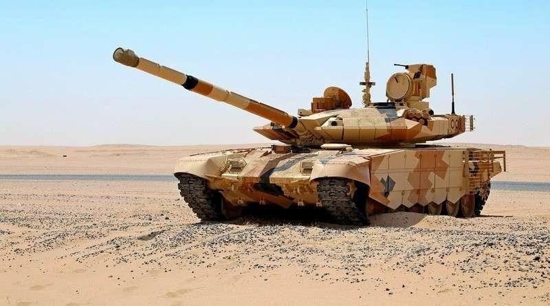 Т-90МС выиграли у «Абрамсов» торговую войну. Египет предпочёл российские танки американским