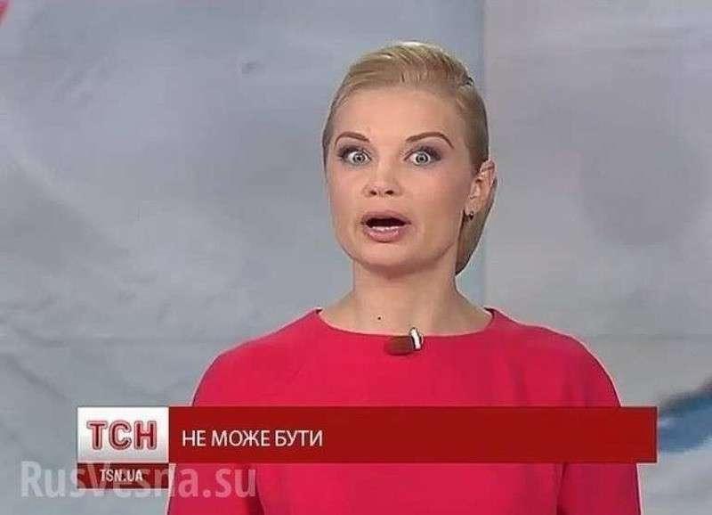 В Харькове лживая журналистка русофобка опозорилась в прямом эфире