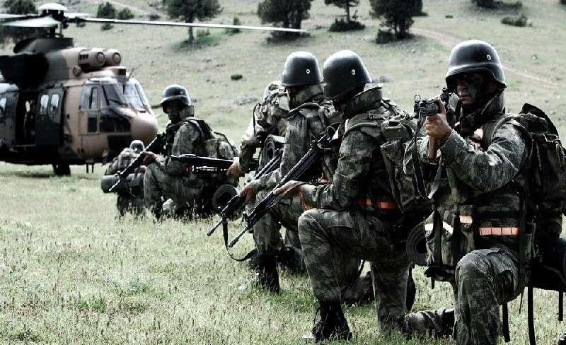 Сирия: мощное наступление турок захлёбывается из-за подхода военных России и Сирии