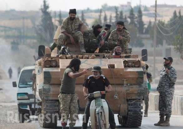 Сирия: мощное наступление турок захлёбывается из-за подхода военных России и Сирии | Русская весна