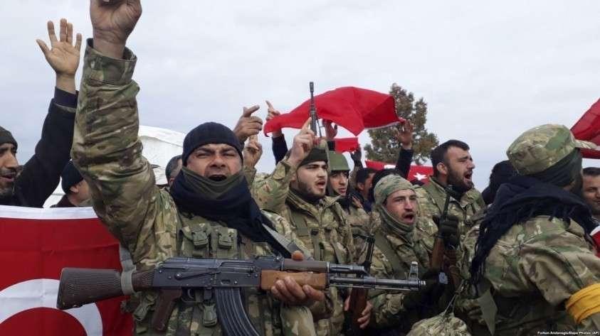 Эрдоган вернул Сирии огромные территории занятые курдами