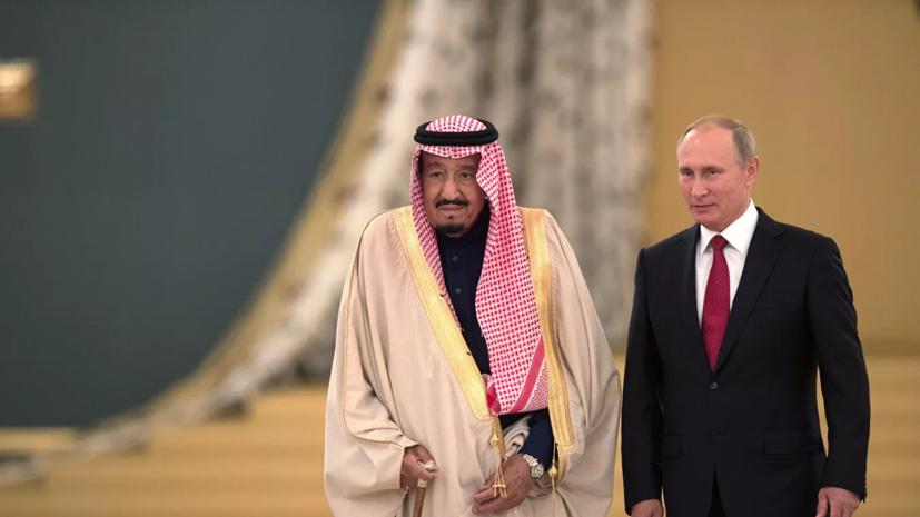 Владимир Путин исправляет ошибки США на Ближнем Востоке