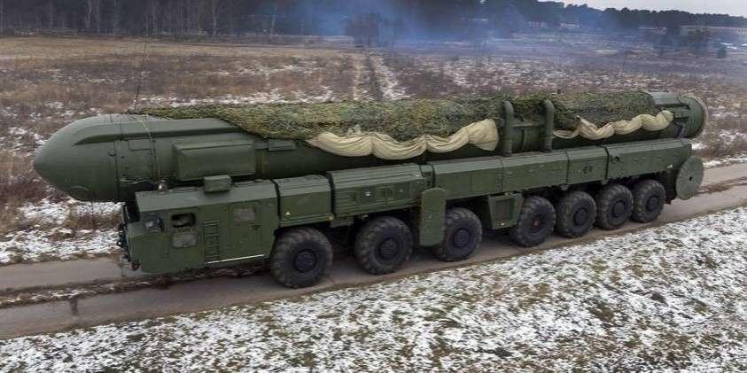Вот и свершилось, Россия использовала «последний довод королей»