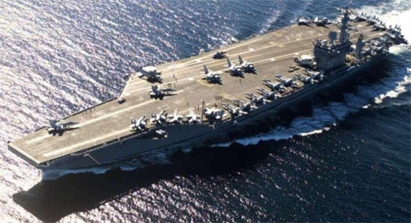 США решили списать свой авианосный флот из-за новейшего ракетного оружия России и Китая
