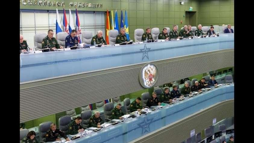 Под руководством Сергея Шойгу состоялся единый день приемки военной продукции. 18.10.2019