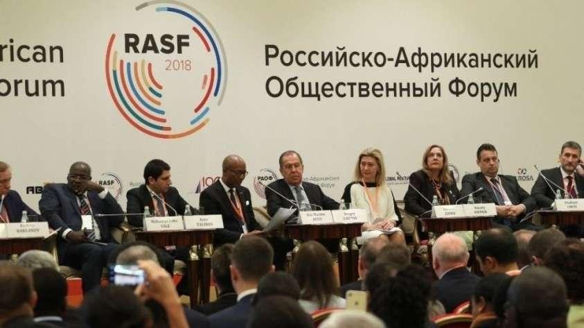 Громкое возвращение России на чёрный континент. В Сочи пройдёт крупный саммит «Россия–Африка»