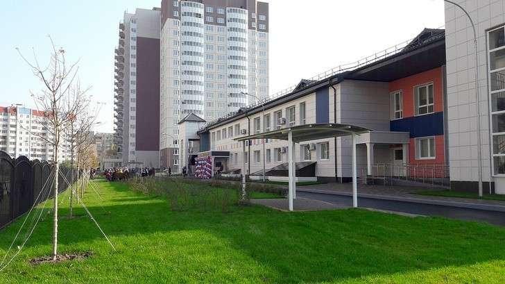 Детский сад на 280 мест, построенный по нацпроекту «Демография», открылся в Воронеже