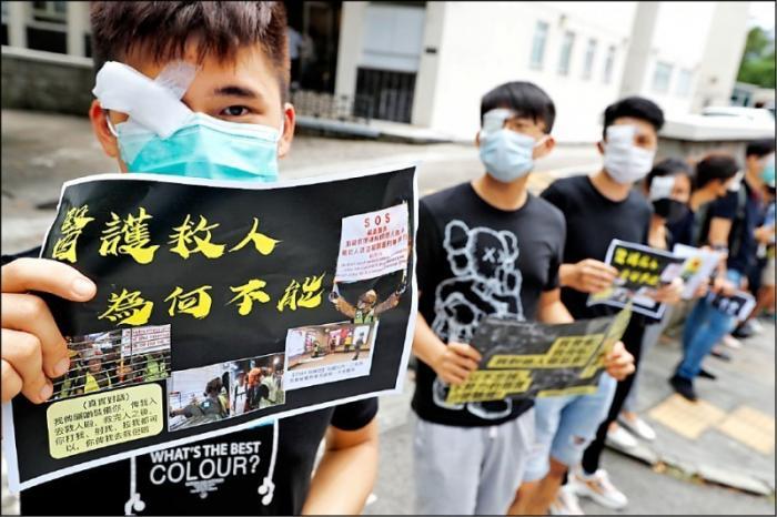 Цветная революция в Гонконге гарантирует им «жизнь на уровне украинцев»