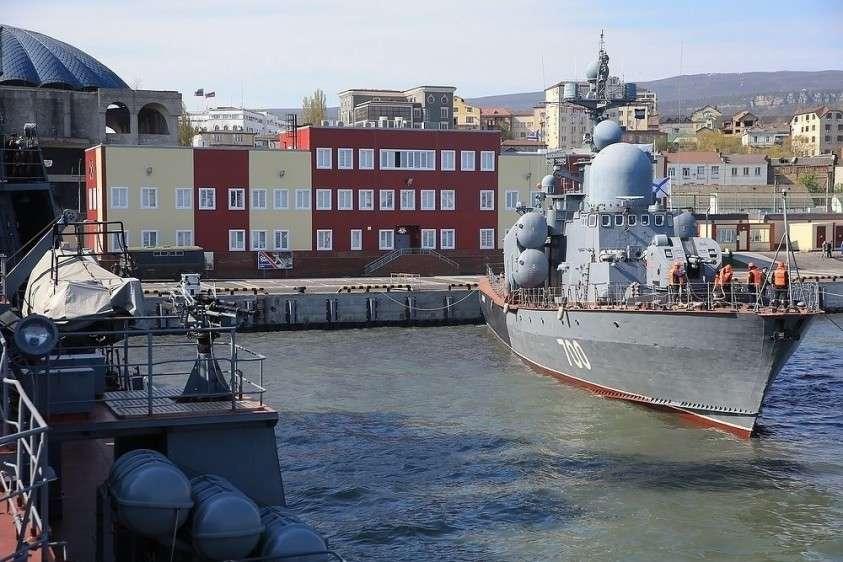 Дагестан. Новый центр подготовки подводного спецназа открылся в Дагестане
