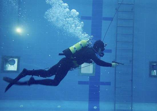 Новый центр подготовки подводного спецназа открылся в Дагестане