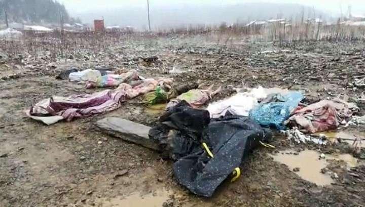 Прорыв дамбы в Красноярском крае: число погибших растет, 21 октября объявлено днем траура