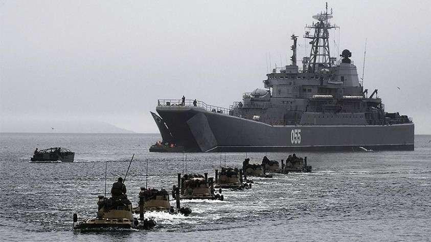 морская пехота десантный корабль армия