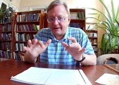 Одесский профессор, рассказывавший правду о происхождении Украины, уже уволен