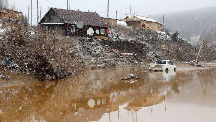 Прорыв дамбы в Красноярском крае: хронология событий