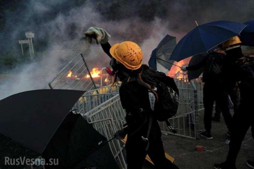 Посол Китая в России оценил работу украинских элементов на протестах в Гонконге: видите, как смешно?
