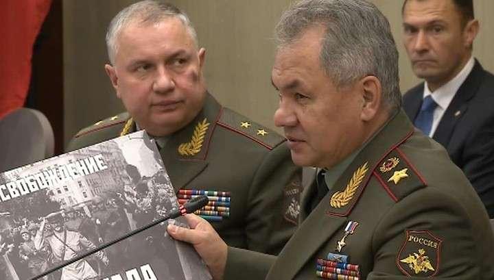 Милитаризация космоса и гонка вооружений: Сергей Шойгу назвал главные угрозы мировой безопасности
