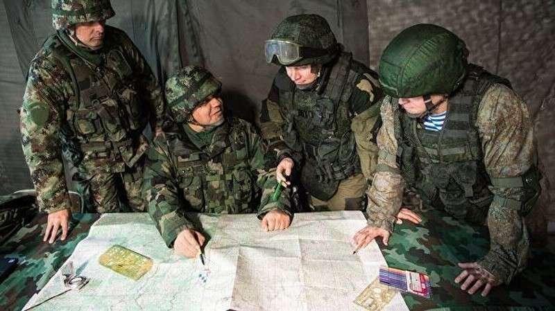 Как Россия обучает и вооружает армию Сербии
