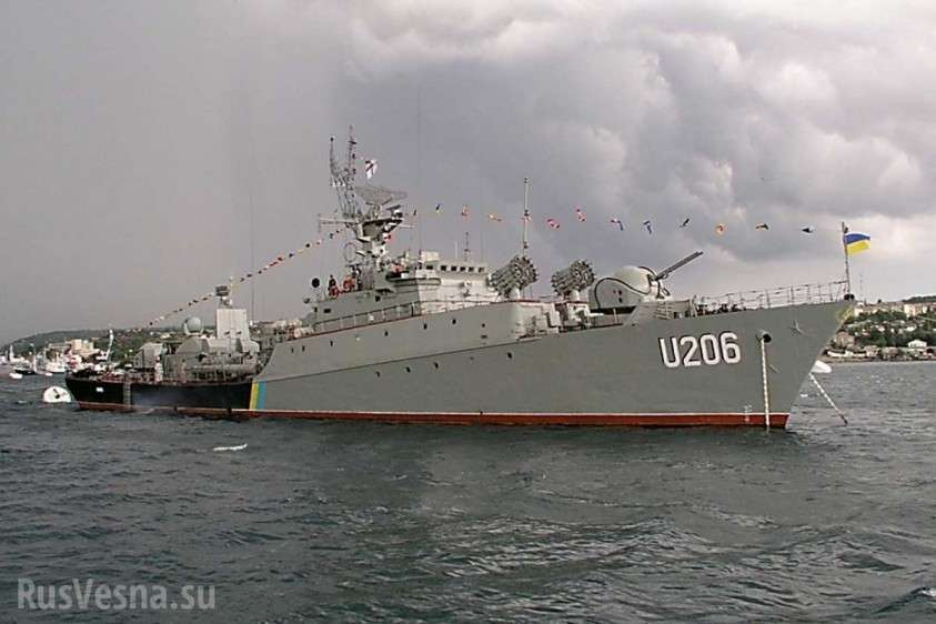 Украина строит могучий флот против России, но сражение проиграно ещё до битвы