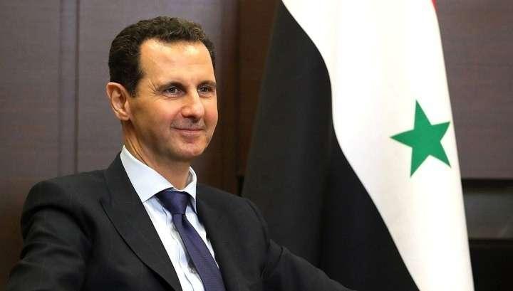 Башар Асад одобрил решения, принятые на переговорах Путина и Эрдогана
