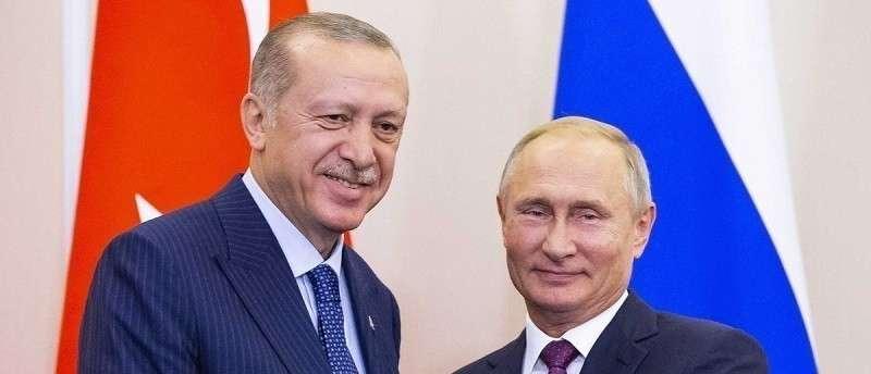 Путин и Эрдоган решили проблему курдов и США в пользу Сирии