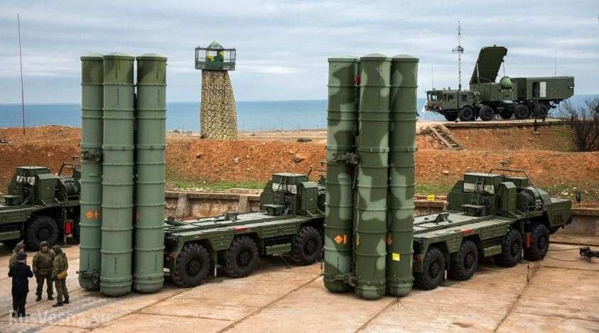 Российские комплексы С-400 и «Панцирь-С» впервые переброшены в центр Европы
