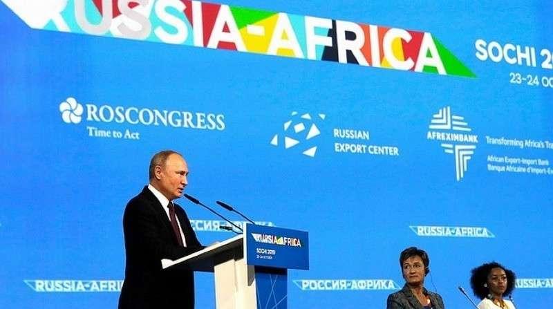 Владимир Путин объявил, что Россия списала Африке долг 20 млрд. долларов. В чём профит?