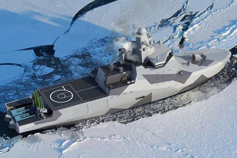 Пока США мечтают об Арктике, Россия 25-го октября спускает на воду свой первый боевой ледокол