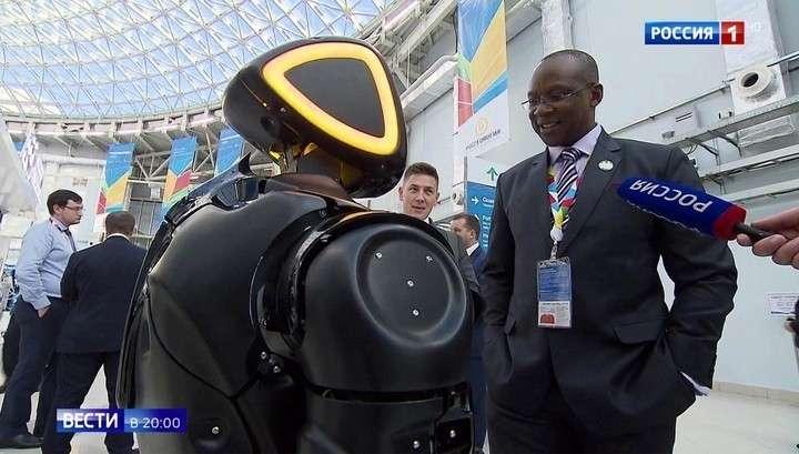 Вся Африка в Сочи: исторический саммит «Россия – Африка» завершен