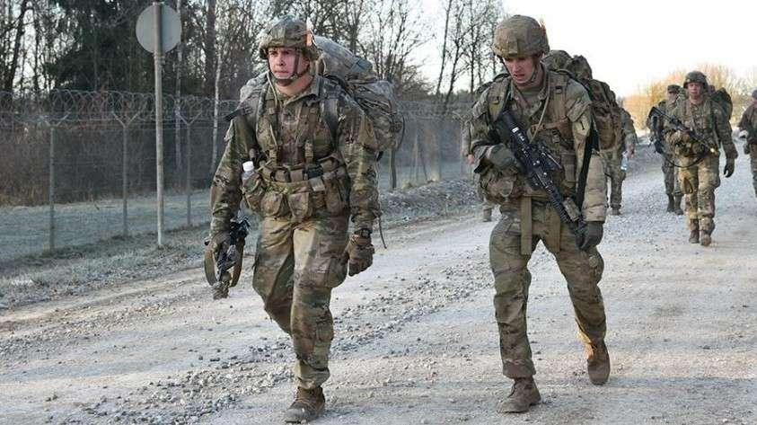 Немецкие депутаты призвали вывести оккупационные войска США из Германии