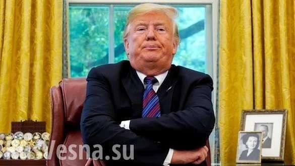 «Трамп считает врагом Украину, а не Россию»: новый поворот в деле об импичменте | Русская весна