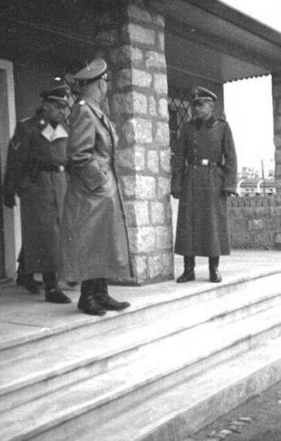 Лагерный бордель в Освенциме. О нацизме, зверстве и педантичности