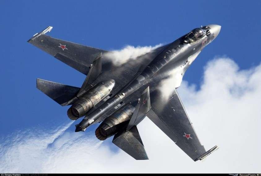 Турция закупит в России полк истребителей Су-35