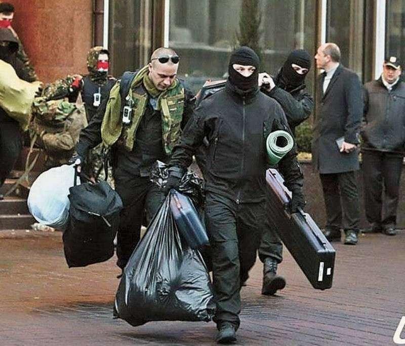Грузинские снайперы дали показания о расстреле майдана 2014 года в Генпрокуратуре Беларуси